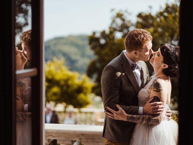 Le nozze di Vikki e David