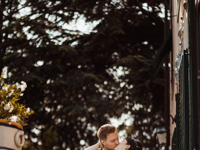 Il matrimonio di David e Vikki a Lucca, Lucca 51