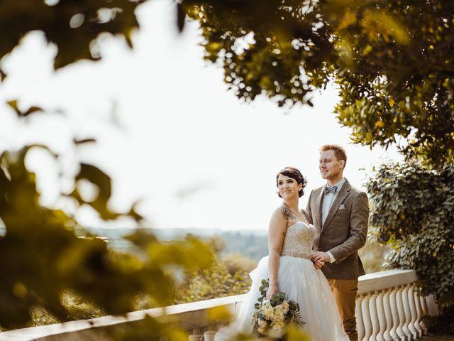 Il matrimonio di David e Vikki a Lucca, Lucca 54