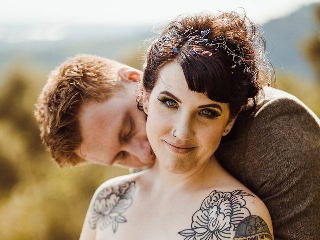 Il matrimonio di David e Vikki a Lucca, Lucca 55
