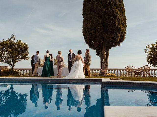 Il matrimonio di David e Vikki a Lucca, Lucca 57