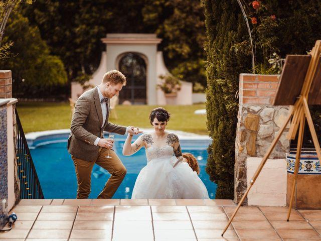 Il matrimonio di David e Vikki a Lucca, Lucca 58