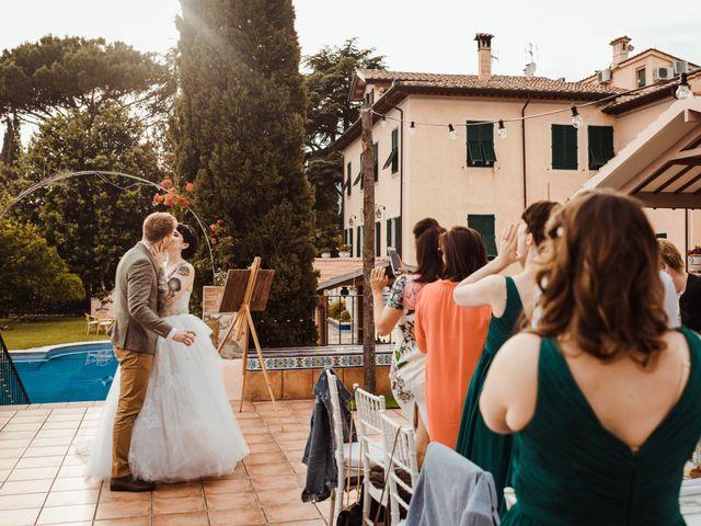Il matrimonio di David e Vikki a Lucca, Lucca 59