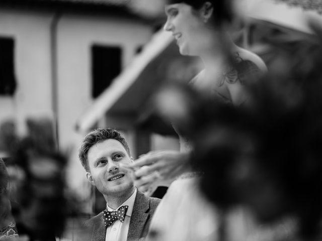 Il matrimonio di David e Vikki a Lucca, Lucca 67