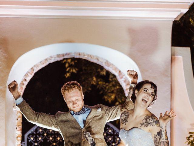 Il matrimonio di David e Vikki a Lucca, Lucca 75