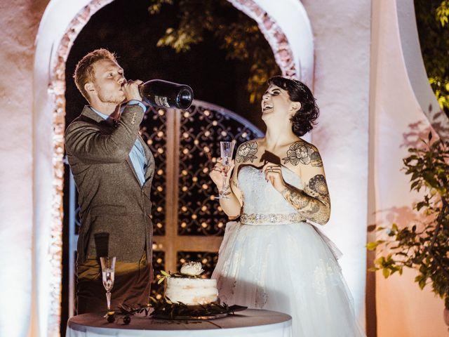 Il matrimonio di David e Vikki a Lucca, Lucca 76
