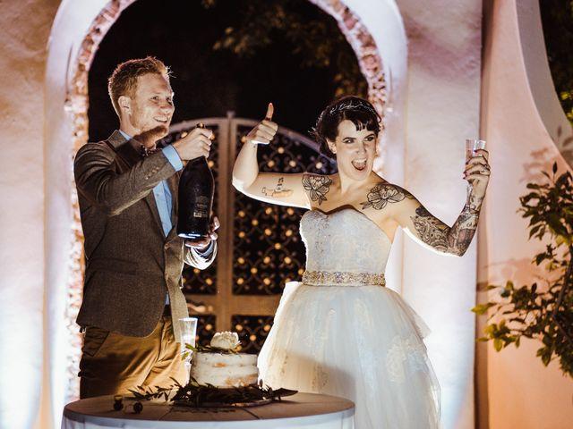 Il matrimonio di David e Vikki a Lucca, Lucca 77