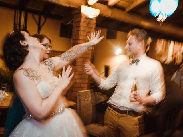 Il matrimonio di David e Vikki a Lucca, Lucca 79