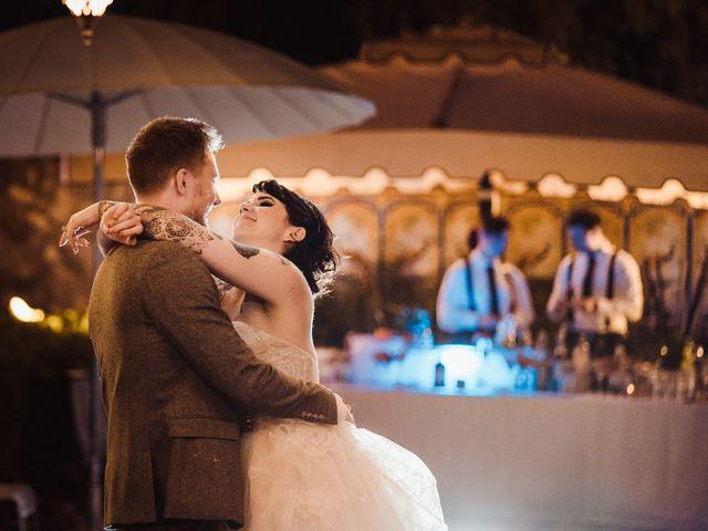 Il matrimonio di David e Vikki a Lucca, Lucca 80