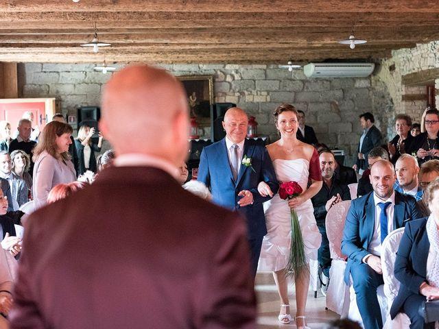 Il matrimonio di Lorenzo e Federica a Ruda, Udine 14