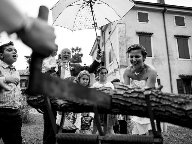 Il matrimonio di Lorenzo e Federica a Ruda, Udine 21