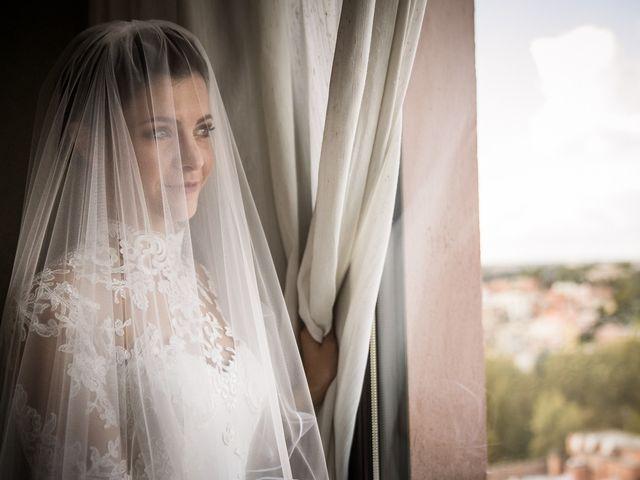 Il matrimonio di Francesco e Eleonora a Roma, Roma 8