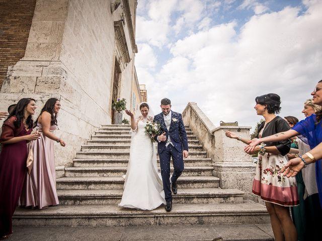 Il matrimonio di Francesco e Eleonora a Roma, Roma 20