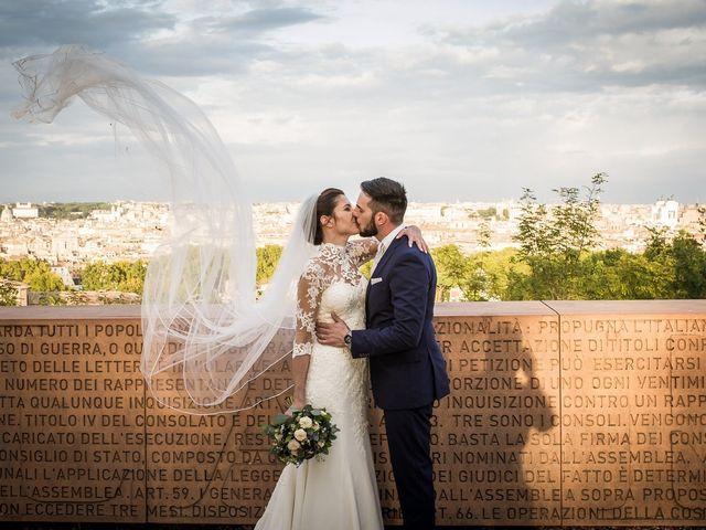 Il matrimonio di Francesco e Eleonora a Roma, Roma 24
