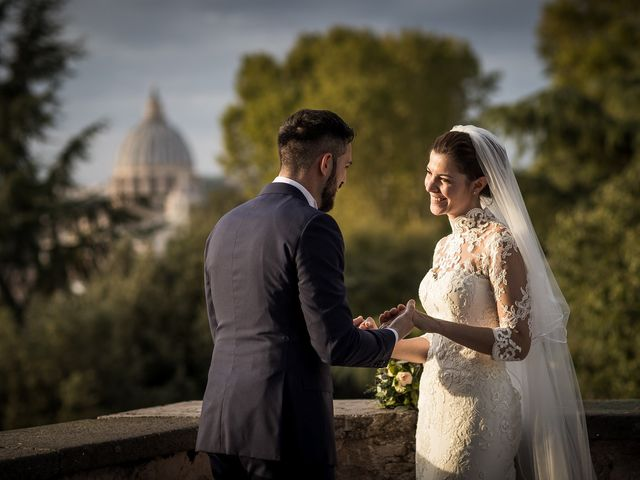 Il matrimonio di Francesco e Eleonora a Roma, Roma 28