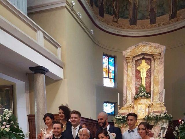 Il matrimonio di Marco e Luciana a Legnano, Milano 1