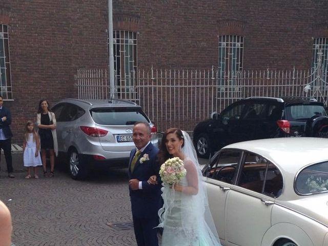 Il matrimonio di Marco e Luciana a Legnano, Milano 12