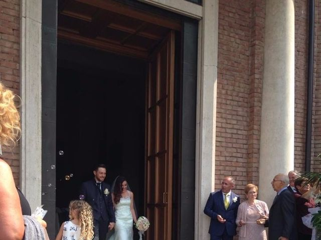 Il matrimonio di Marco e Luciana a Legnano, Milano 13