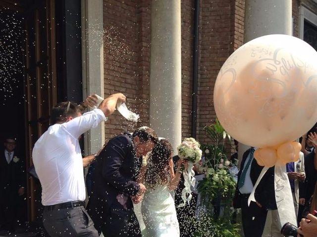 Il matrimonio di Marco e Luciana a Legnano, Milano 14