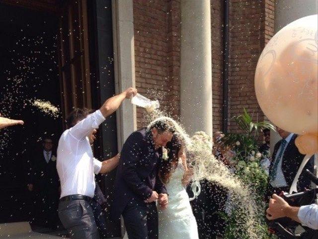 Il matrimonio di Marco e Luciana a Legnano, Milano 20