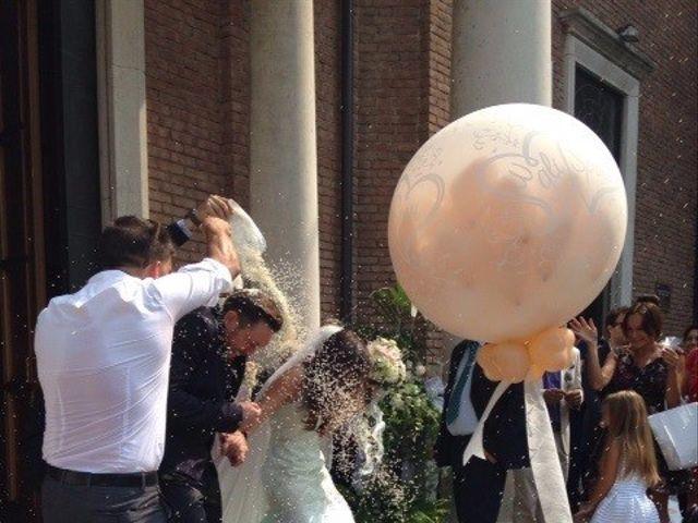 Il matrimonio di Marco e Luciana a Legnano, Milano 21