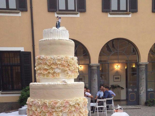 Il matrimonio di Marco e Luciana a Legnano, Milano 25