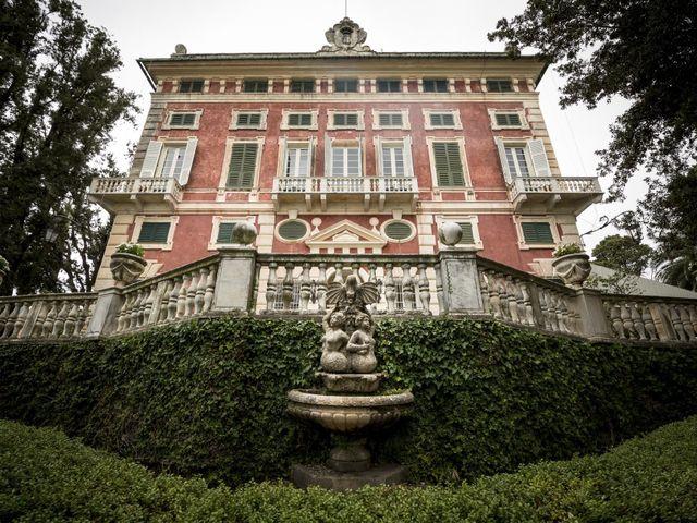 Il matrimonio di Federico e Jia a Genova, Genova 4