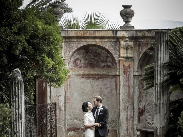 Il matrimonio di Federico e Jia a Genova, Genova 13