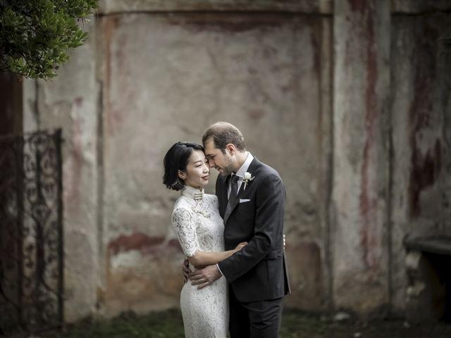 Il matrimonio di Federico e Jia a Genova, Genova 1