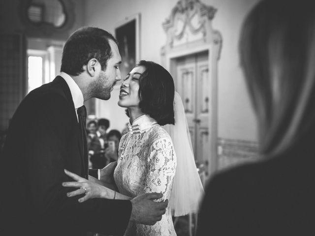 Il matrimonio di Federico e Jia a Genova, Genova 22