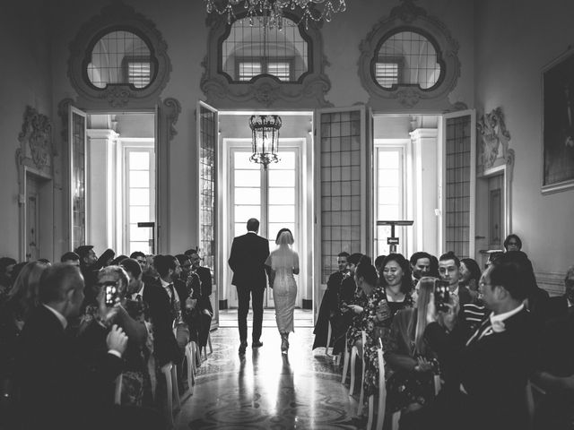 Il matrimonio di Federico e Jia a Genova, Genova 23