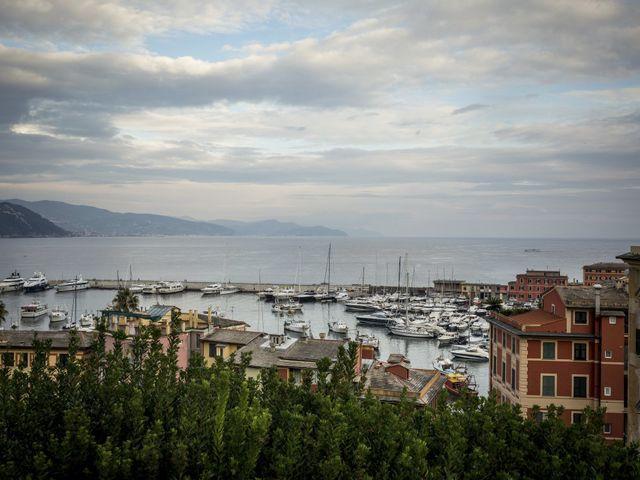 Il matrimonio di Federico e Jia a Genova, Genova 31