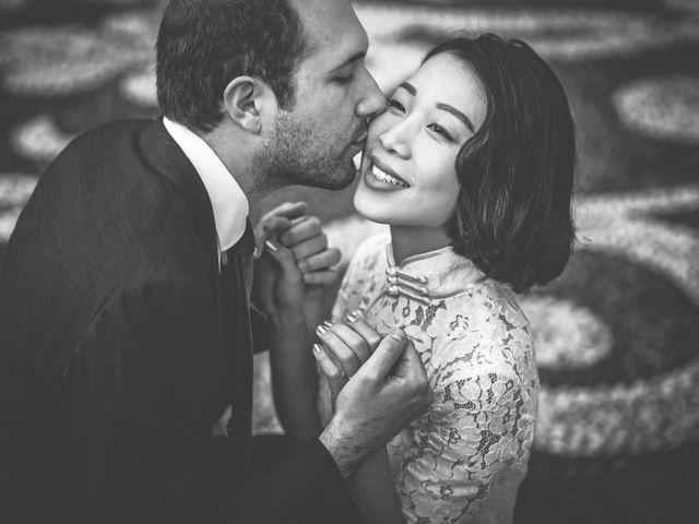 Le nozze di Jia e Federico