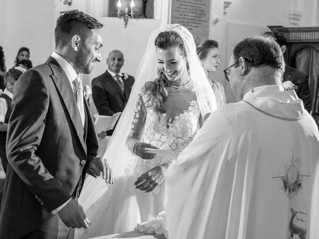 Il matrimonio di Simona e Carmelo a Casperia, Rieti 1