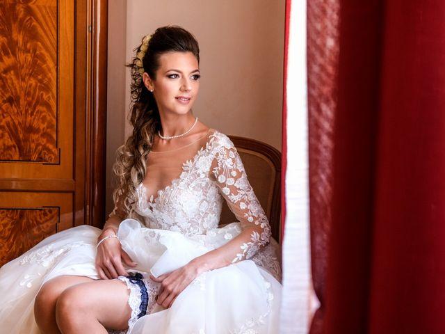 Il matrimonio di Simona e Carmelo a Casperia, Rieti 8