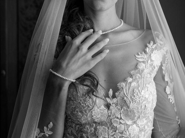 Il matrimonio di Simona e Carmelo a Casperia, Rieti 9