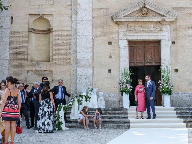 Il matrimonio di Simona e Carmelo a Casperia, Rieti 10