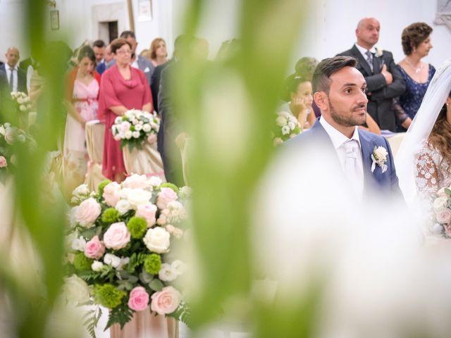 Il matrimonio di Simona e Carmelo a Casperia, Rieti 12