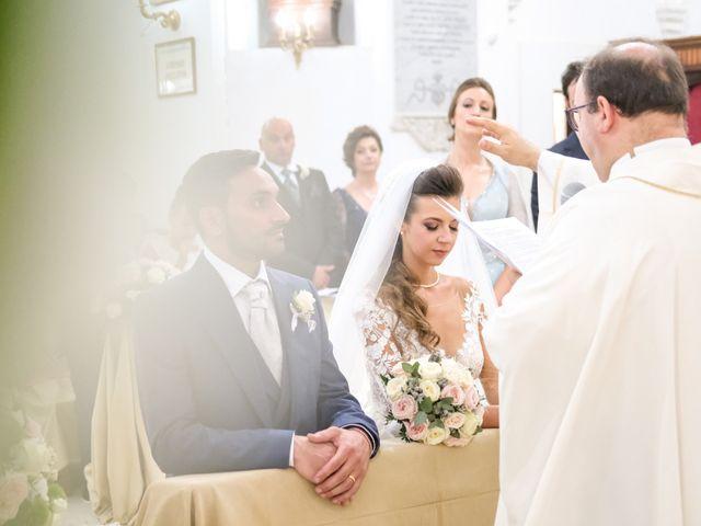 Il matrimonio di Simona e Carmelo a Casperia, Rieti 13