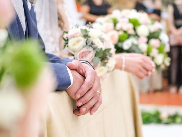Il matrimonio di Simona e Carmelo a Casperia, Rieti 14