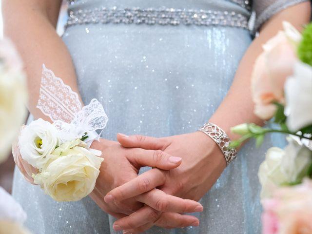 Il matrimonio di Simona e Carmelo a Casperia, Rieti 15