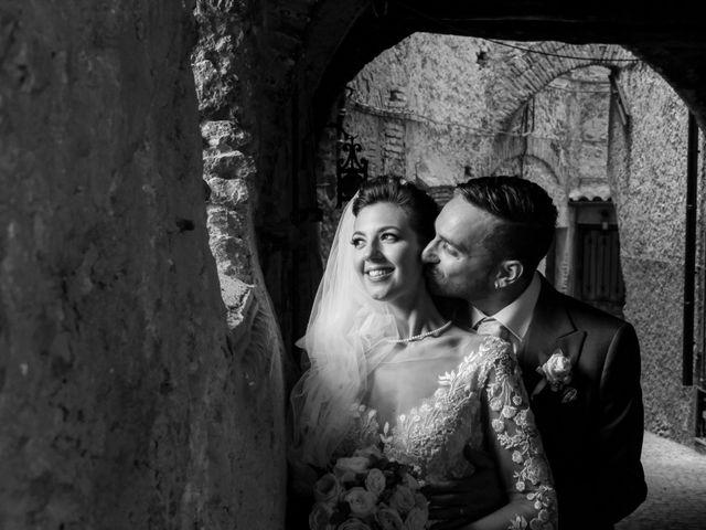 Il matrimonio di Simona e Carmelo a Casperia, Rieti 16