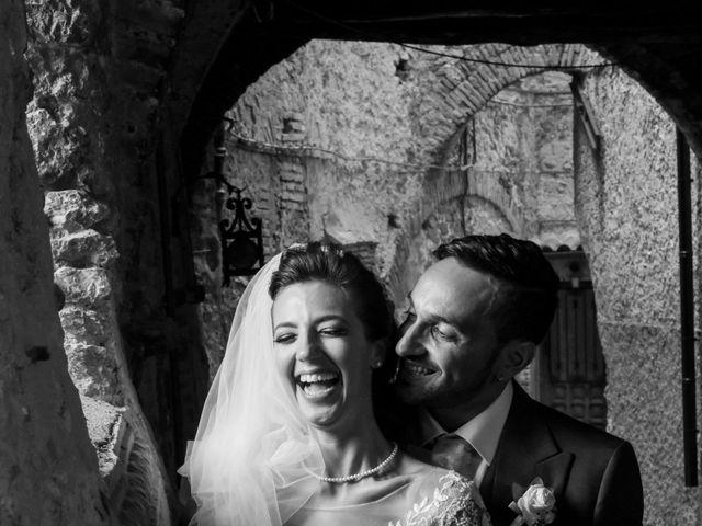 Il matrimonio di Simona e Carmelo a Casperia, Rieti 17