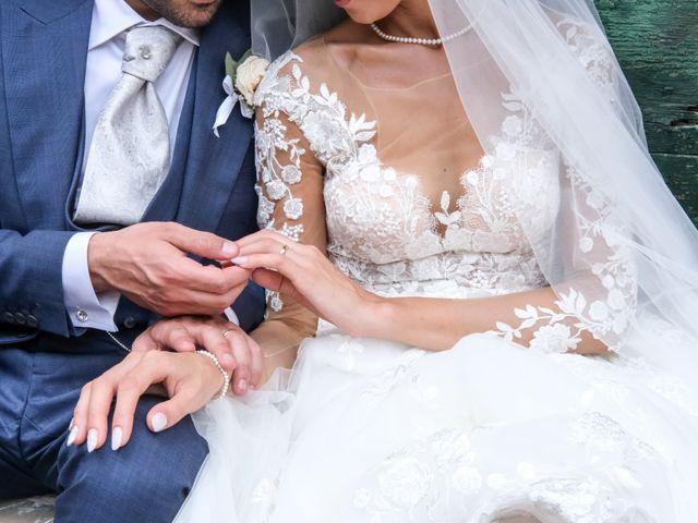 Il matrimonio di Simona e Carmelo a Casperia, Rieti 18