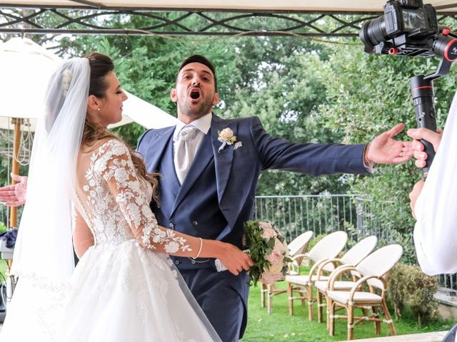 Il matrimonio di Simona e Carmelo a Casperia, Rieti 21