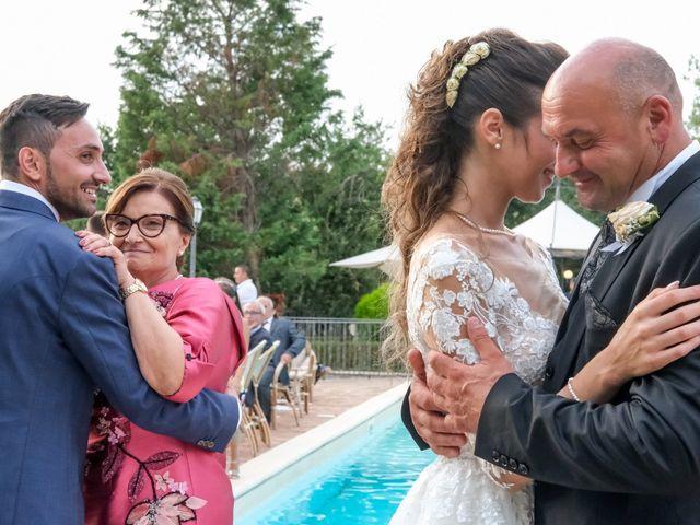 Il matrimonio di Simona e Carmelo a Casperia, Rieti 22
