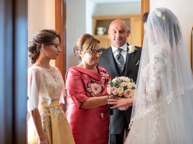 Il matrimonio di Simona e Carmelo a Casperia, Rieti 24