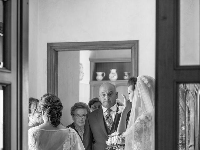 Il matrimonio di Simona e Carmelo a Casperia, Rieti 25
