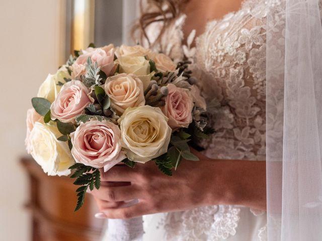 Il matrimonio di Simona e Carmelo a Casperia, Rieti 26