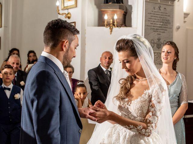 Il matrimonio di Simona e Carmelo a Casperia, Rieti 29
